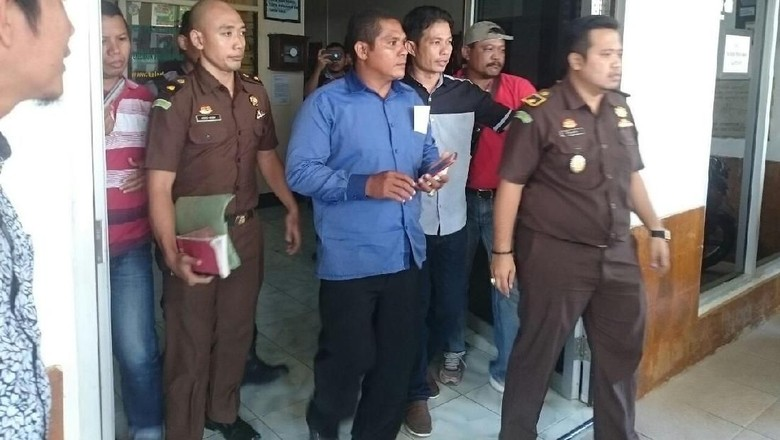 Diduga Korupsi Rp 520 Juta, Eks Kades di NTB Ditahan