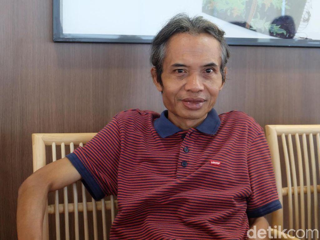 Penyair Joko Pinurbo Raih Anugerah Kebudayaan dari Sri Sultan HB X