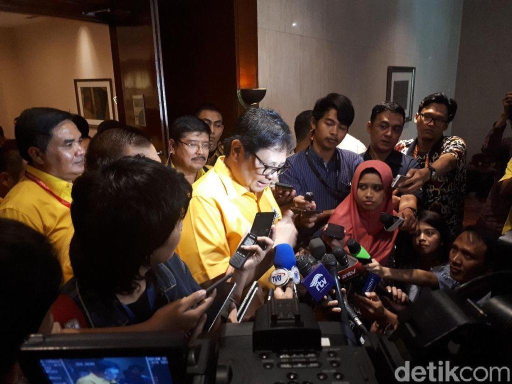 Gatot Nurmantyo Dideklarasikan Capres, Golkar: Jokowi 2 Periode