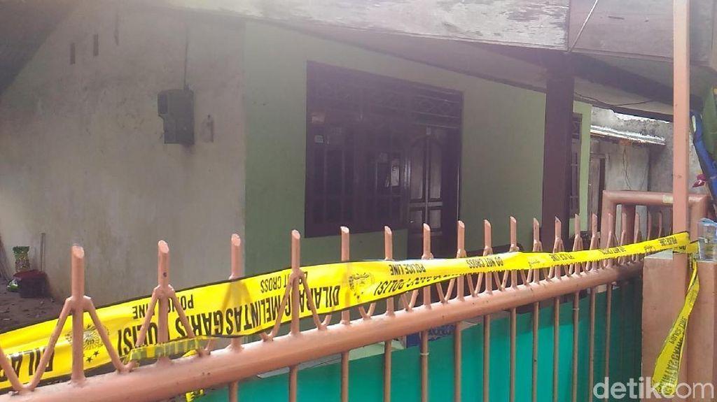 Foto: Suasana di Rumah Pensiunan TNI AL yang Dibunuh