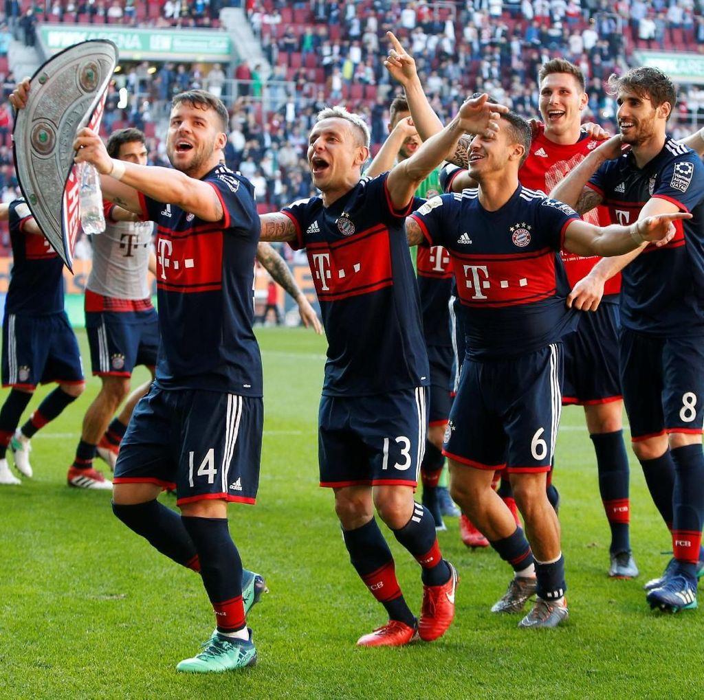 Enam Fakta di Balik Pencapaian Sixpack Bayern Munich