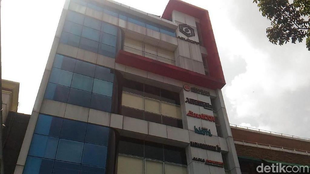 Foto: Ini Gedung AbuCorp, Kantor Abu Tours di Pancoran Jakarta