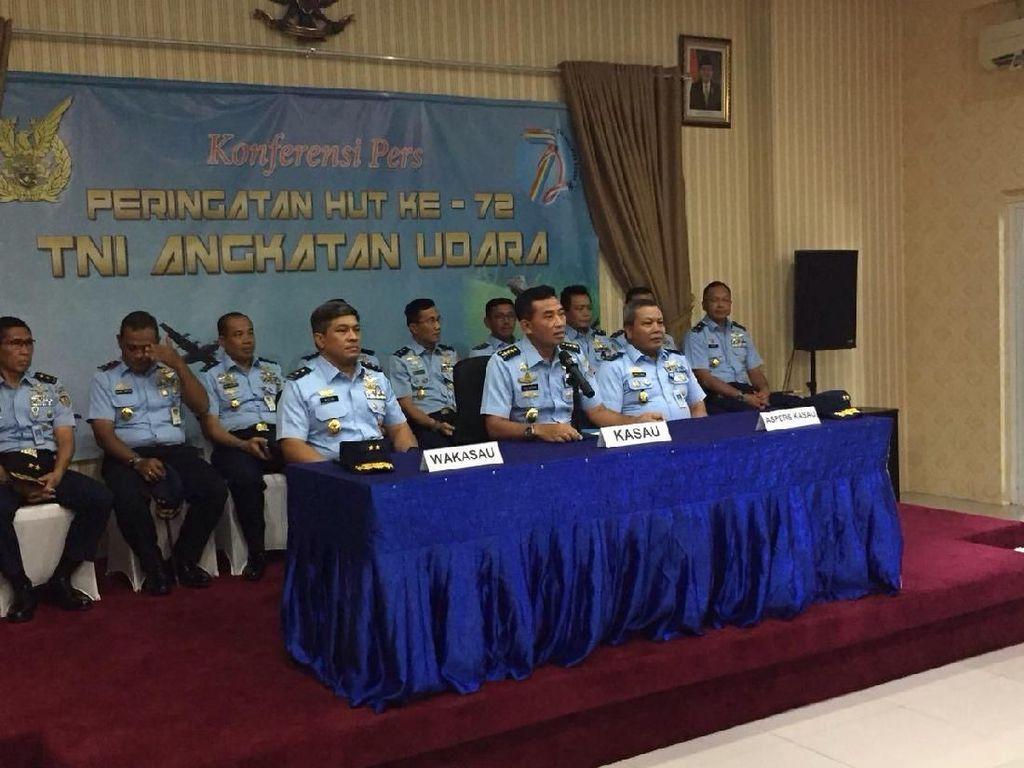 HUT Ke-72, TNI AU Gelar Pesta Rakyat