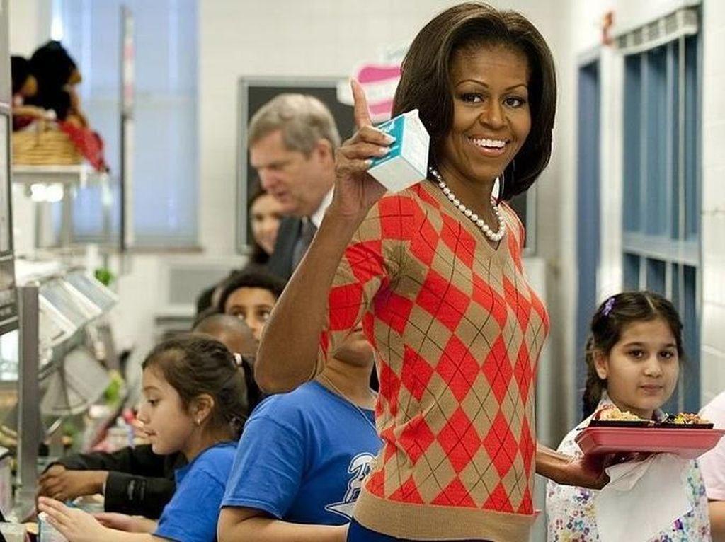 Bisa Kamu Tiru, 7 Prinsip Hidup yang Bikin Michelle Obama Sukses dan Bahagia