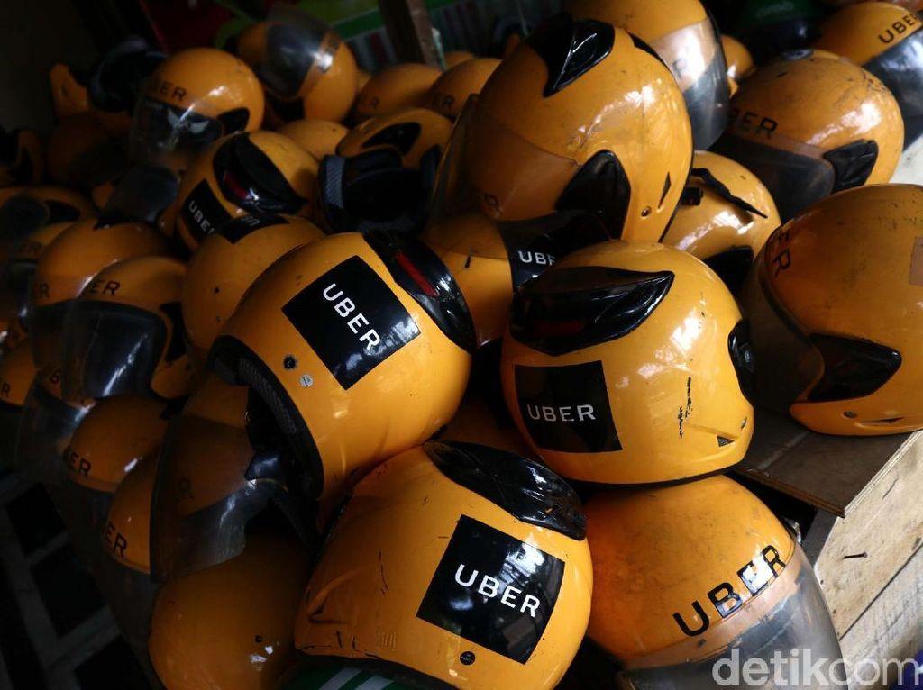 Pasca Kalah di Asia Tenggara, Uber Kembali Membara