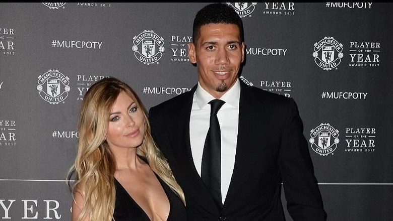 Parade WAGs Cantik di Derby Manchester