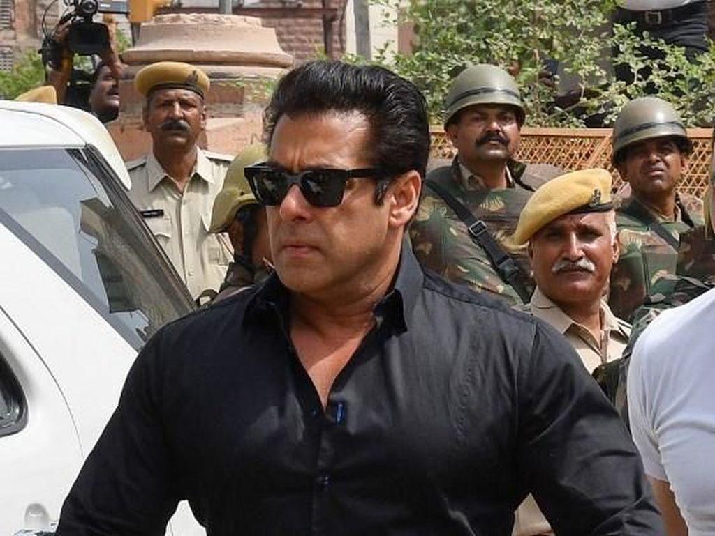 Pesan Menyentuh Salman Khan untuk Fans Pasca Keluar dari Penjara