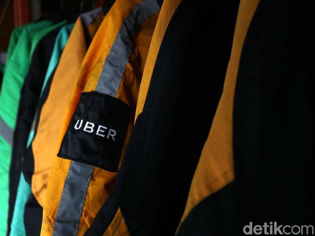 Mundurnya Uber Bikin Grab Kuasai Indonesia