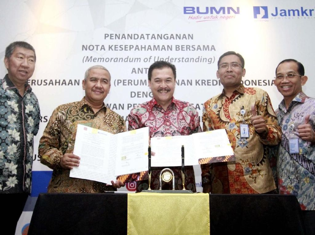 REI Gandeng Jamkrindo untuk Solusi Pembiayaan
