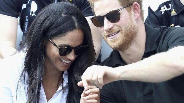 Meghan Markle dan Pangeran Harry akan menikah Sabtu (19/5).