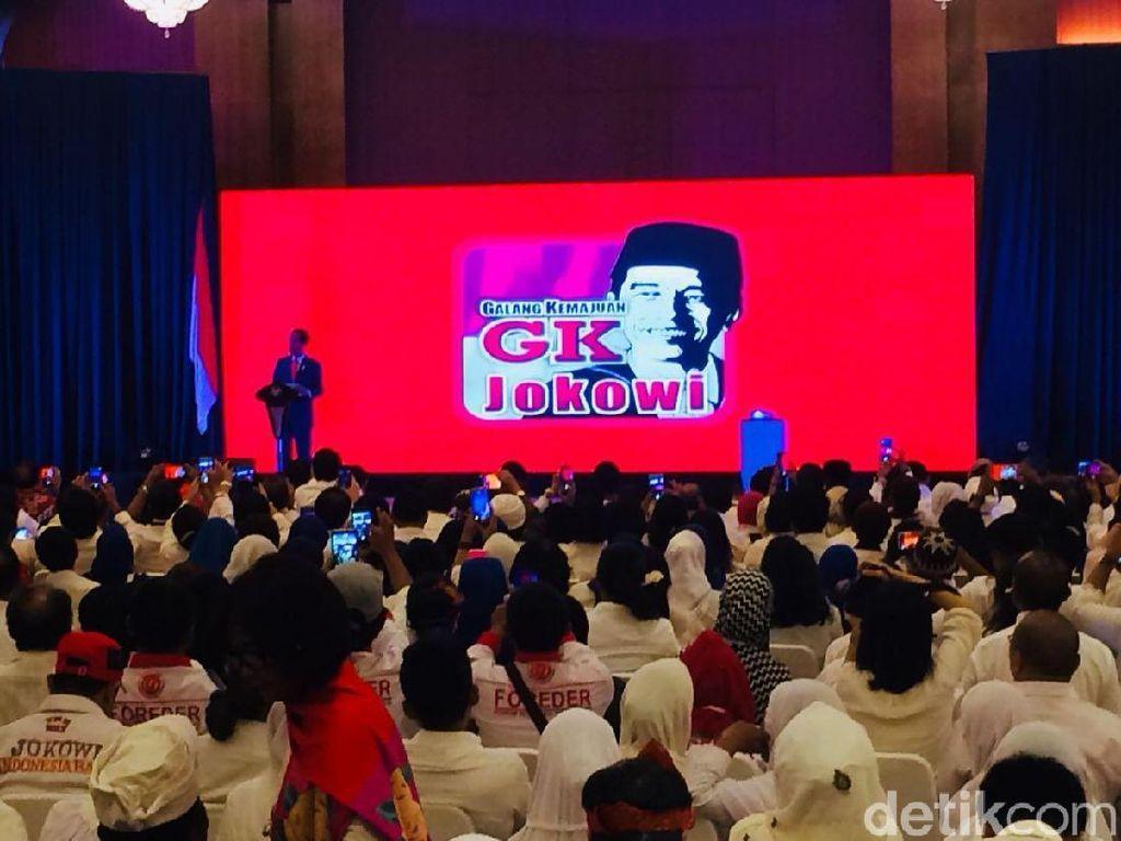Jokowi Ungkap Ada yang Ngaku-ngaku Berjasa di Program Pemerintah