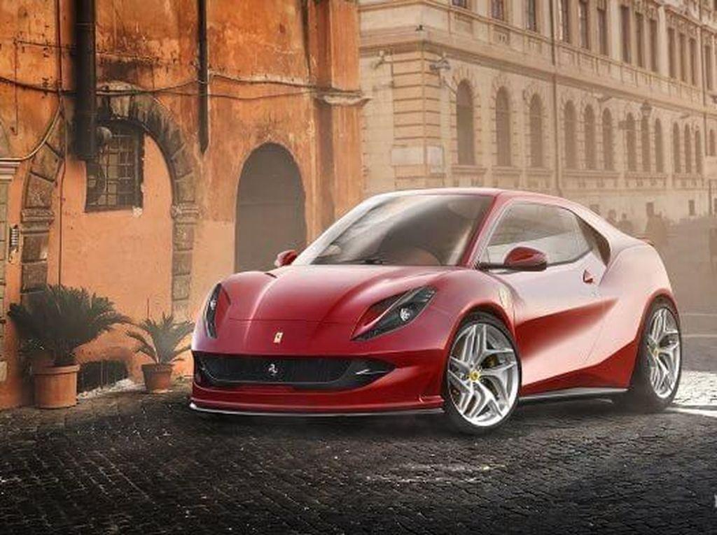 Pernah Lihat Rolls-Royce dan Ferrari Jadi Citycar? Cek Ini Deh...