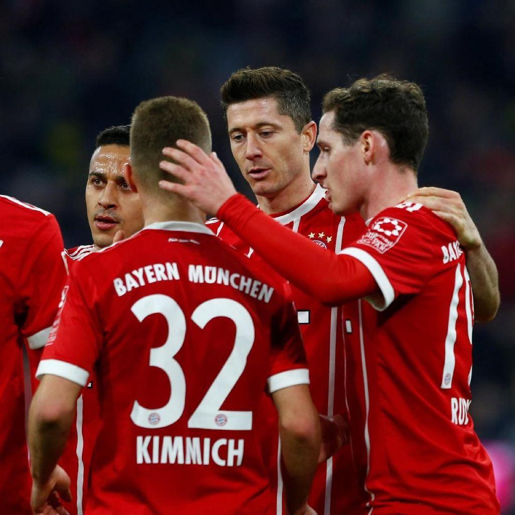 Takkan Ada Pesta Pora Kalau Bayern Juara Akhir Pekan Ini