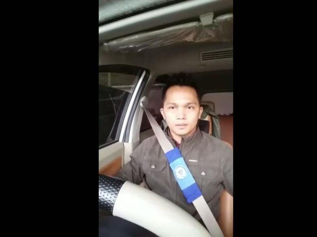 Polisi Dalami Motif Benni Unggah Video Pungli Polantas