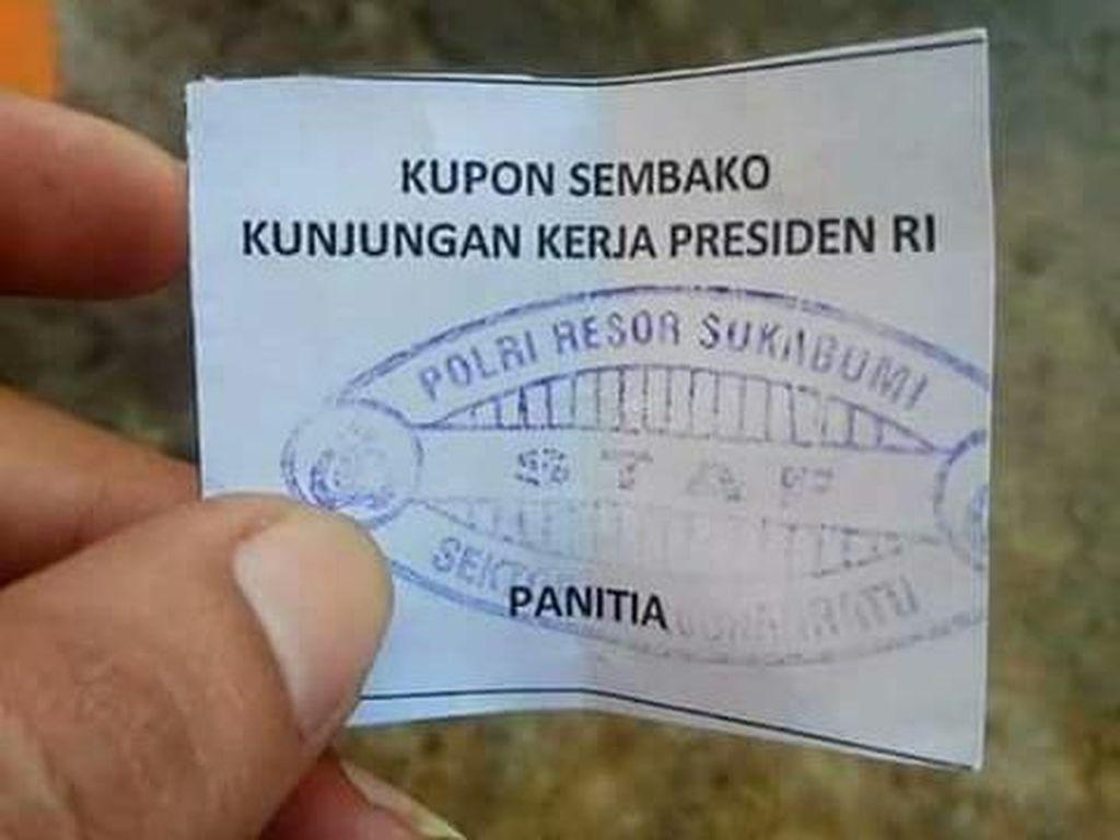 Bawaslu Kaji Bagi-bagi Sembako Jokowi yang Dinilai Kampanye