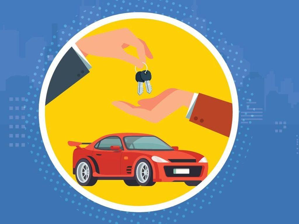 Ini Cara Ambil Mobil Pasca Diderek Dishub