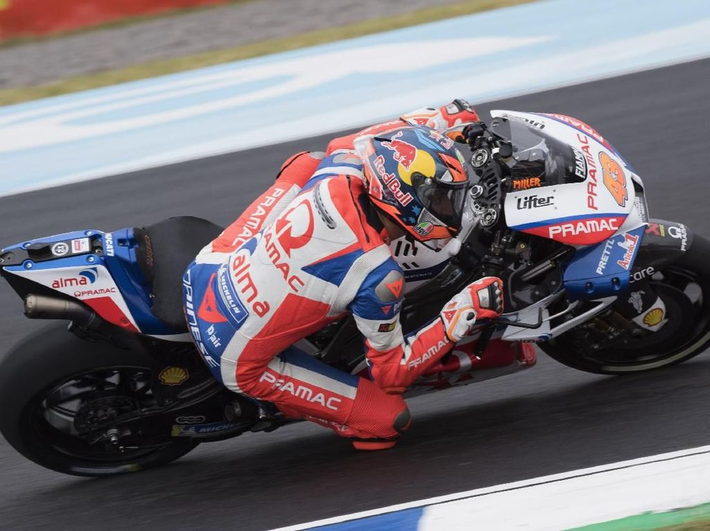 Tonton Live Streaming MotoGP Argentina di detikSport!
