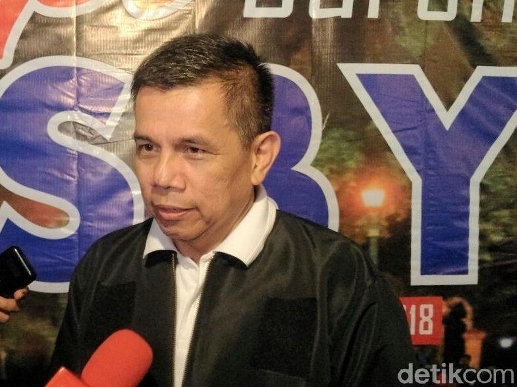 Belum Umumkan Cawapres, PD Ibaratkan Jokowi-Prabowo Main Catur