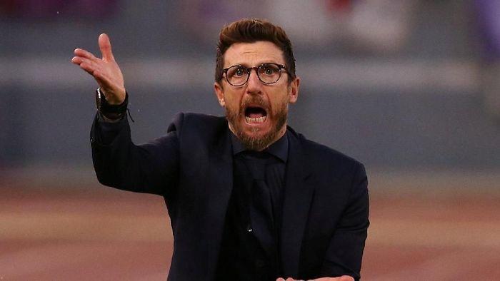 AS Roma berbekal hasil buruk saat bertandang ke Real Madrid. (Foto: Alessandro Bianchi/Reuters)