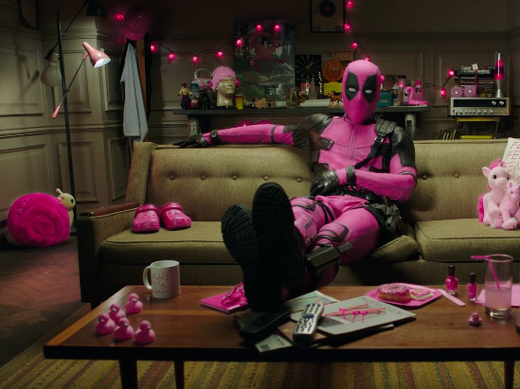 Ups! Perilaku Ryan Reynolds Cerminan Dari Deadpool