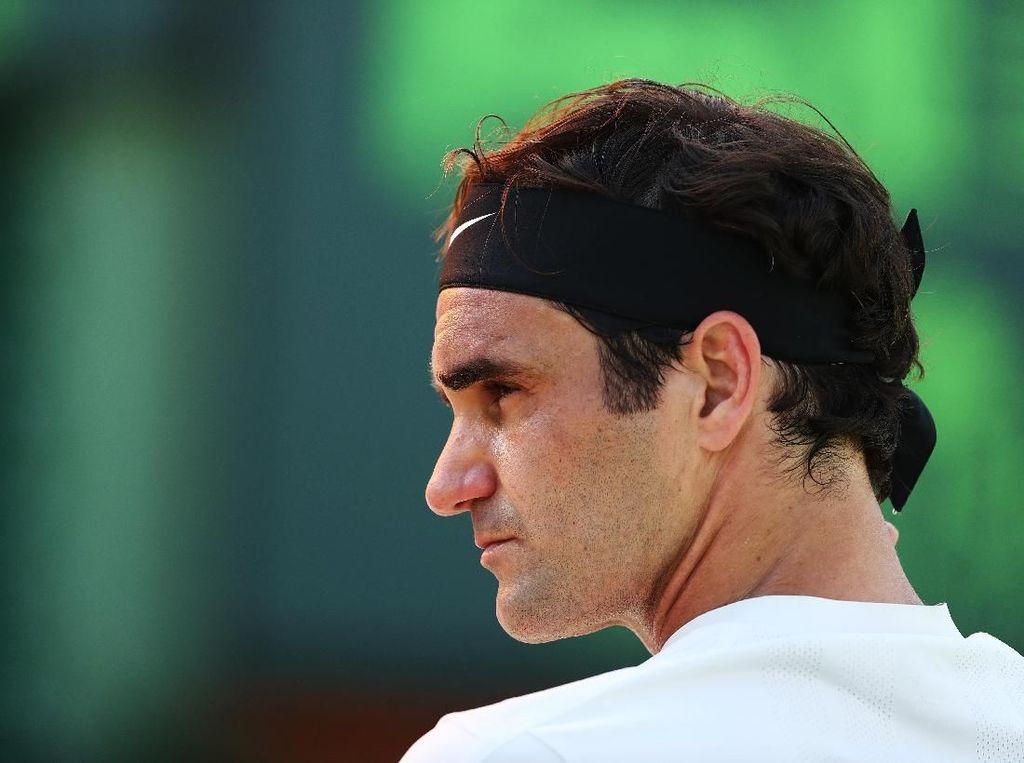 Persiapan Sambut Tur 2019 Matang, Federer Berharap Hoki