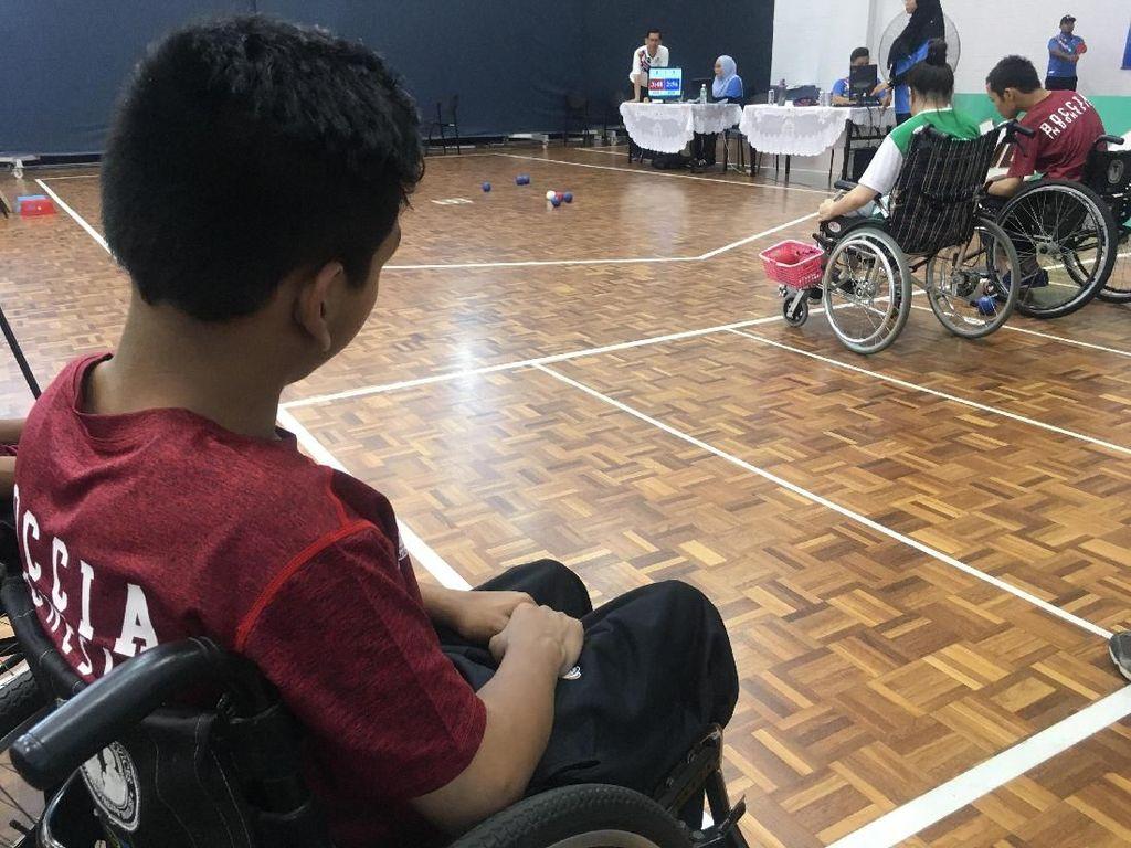 Mengenal Manfaat Boccia, Olahraga untuk Penyandang Cerebral Palsy
