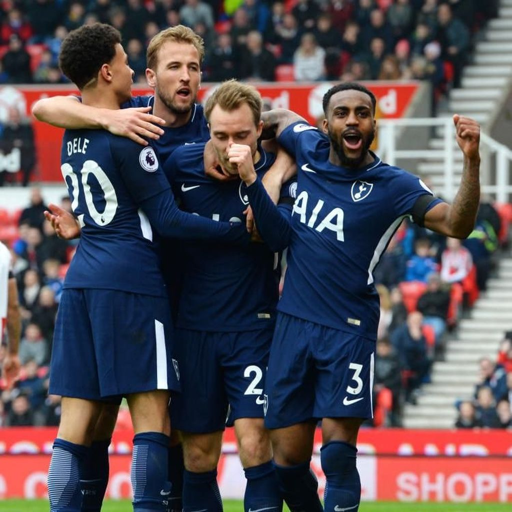 Rumah Taruhan Jagokan Tottenham Kalahkan MU