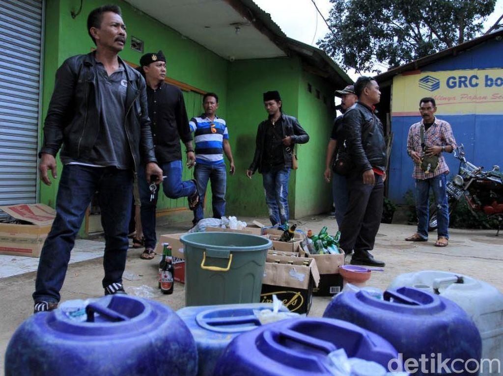 Polisi: Korban Miras Oplosan di Cicalengka Tak Minum Bersama-sama