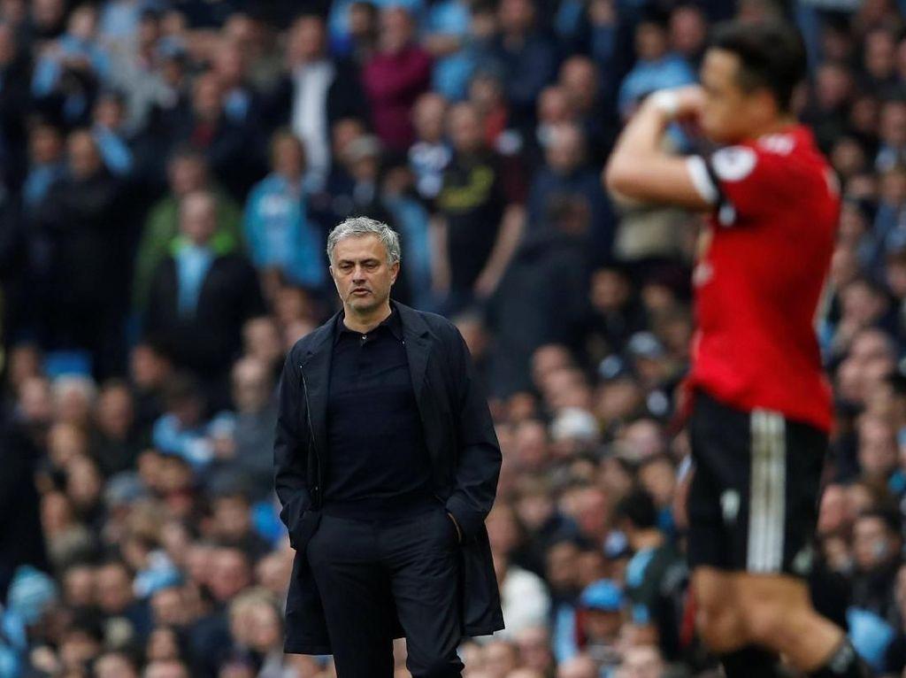 Mourinho: MU Tak Seburuk yang Orang-Orang Katakan
