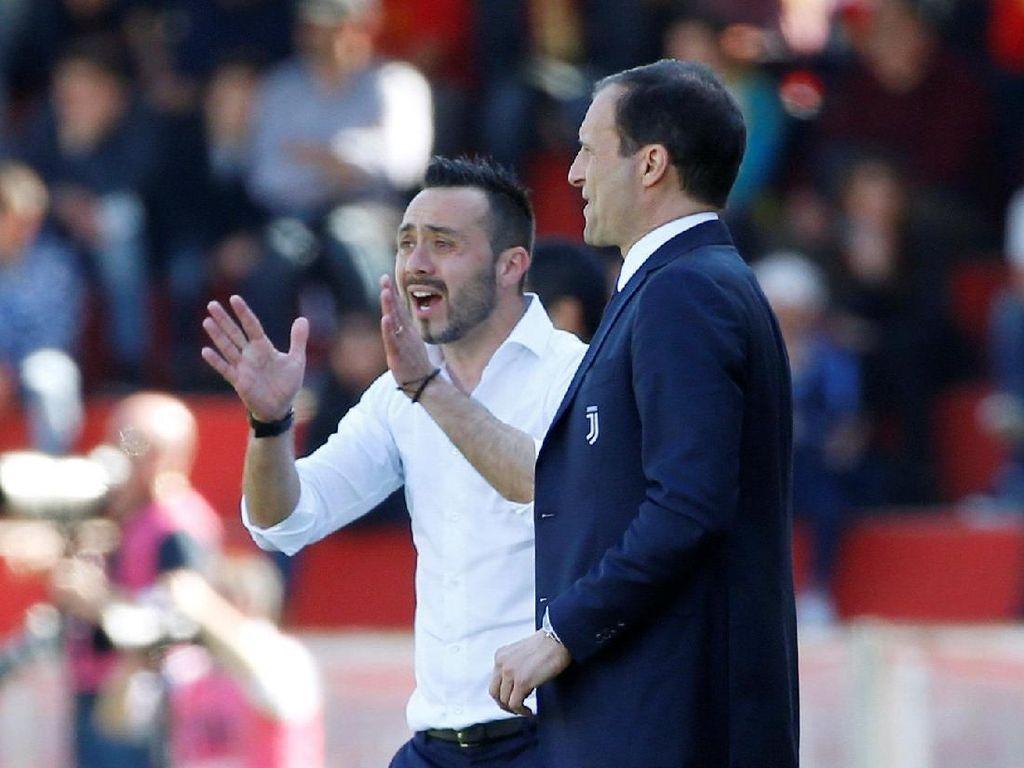 Pelajaran Berharga untuk Juve dari Benevento