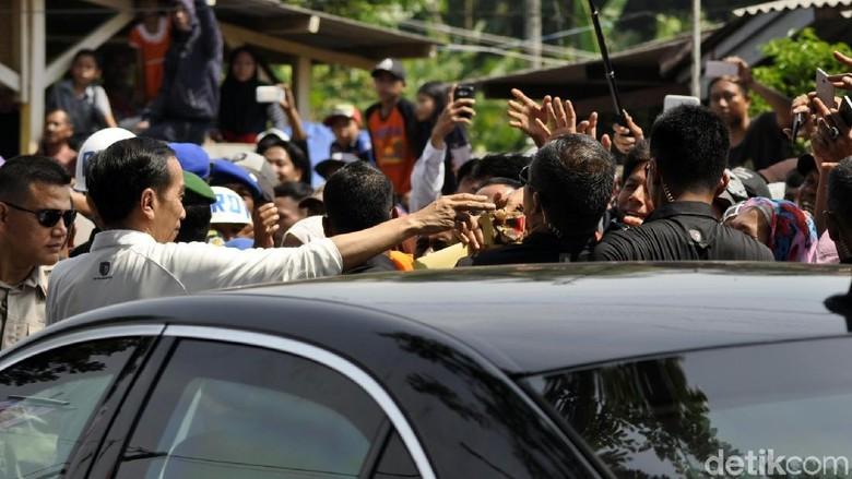 Heboh Tas Rp 3 M, PKS Minta Jokowi Setop Bagi-bagi Sembako