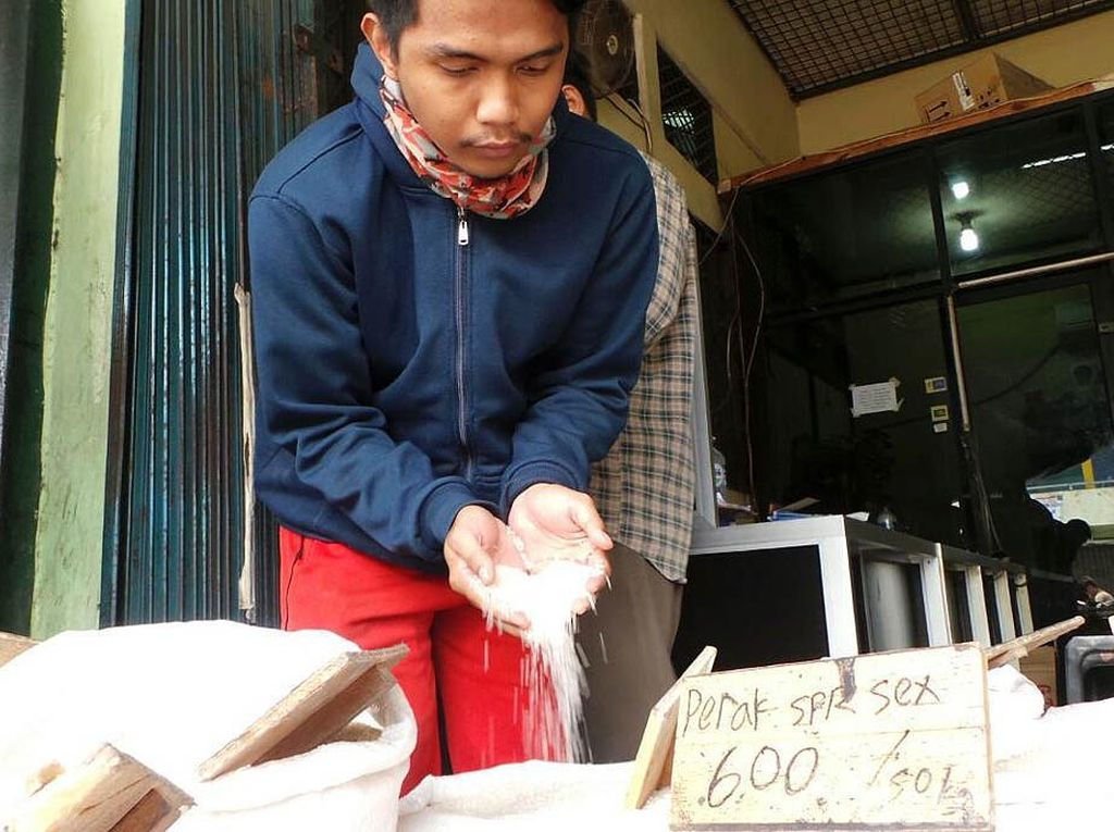 Harga Beras Turun, Tekan Laju Inflasi Maret 2018