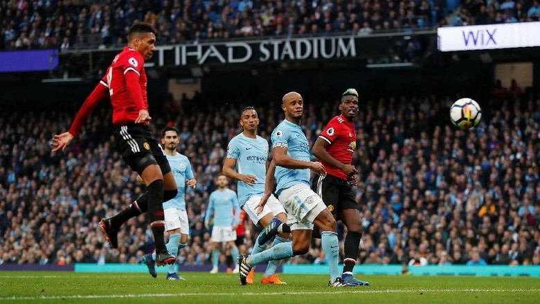 Jelang Derby Manchester, Sheringham: City Favorit