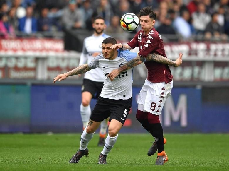 Inter Menyerah di Markas Torino