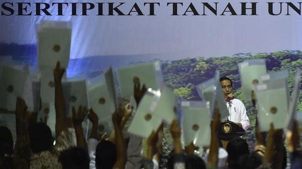Jokowi Jelaskan Maksud Politikus Sontoloyo