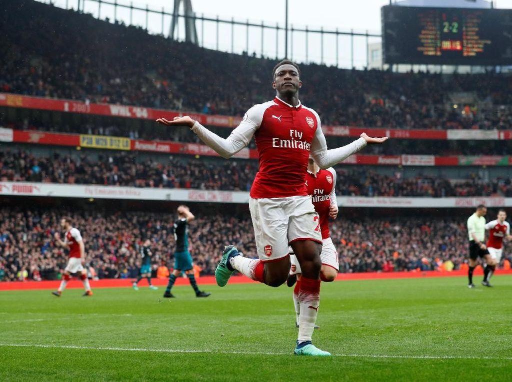 Welbeck Dua Gol, Arsenal Atasi Southampton 3-2