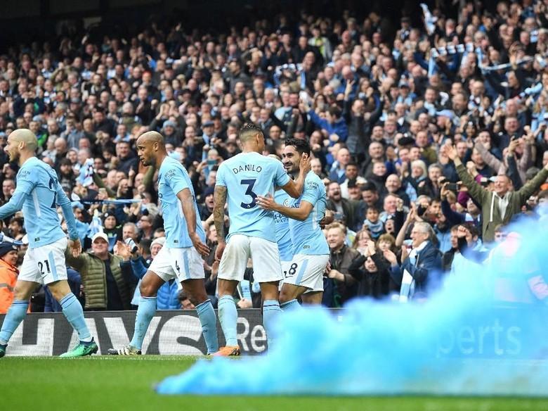 Tentang Cepatnya City Mengunci Titel Liga Inggris