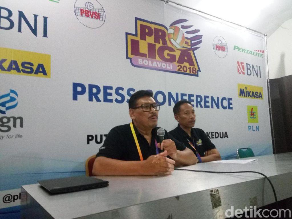 36 Atlet Voli Dipanggil untuk Pelatnas Asian Games