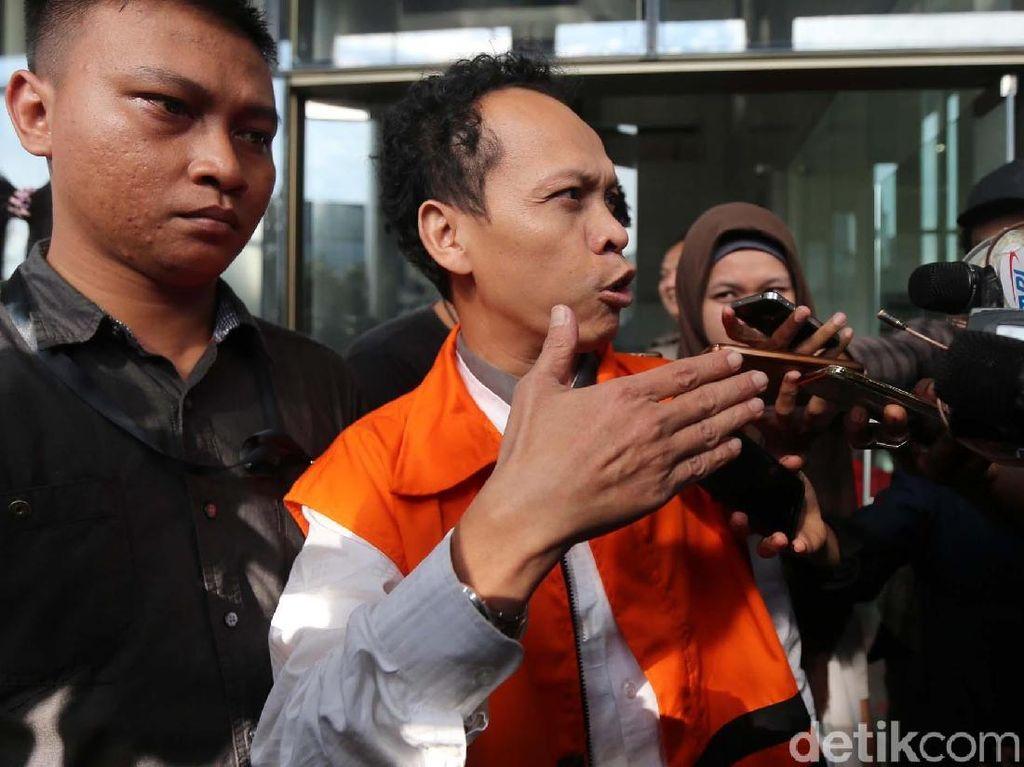 Pemeriksaan Lanjutan Penyuap Hakim PN Tangerang