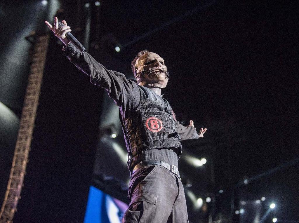 Slipknot Belum Bisa Pastikan Bikin Album Tahun Depan
