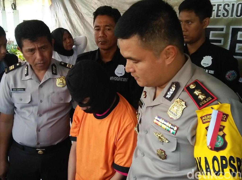 Edarkan 168 Ribu Butir Pil Hexymer, Herman Ditangkap Polisi
