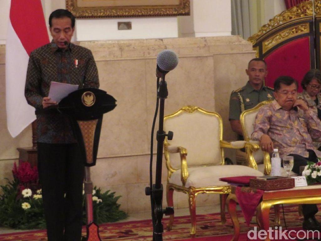 Singgung Anggaran Penelitian Rp 24 T, Jokowi: Apa Hasilnya?