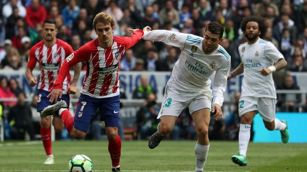 Berbagi Poin 1 di Madrid