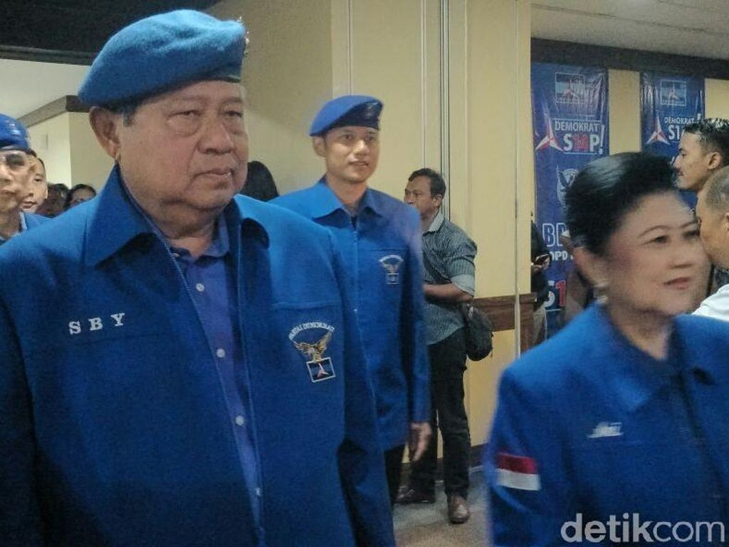 Wacana Pertemuan SBY-Sohibul, PD: Kami dulu Koalisi dengan PKS