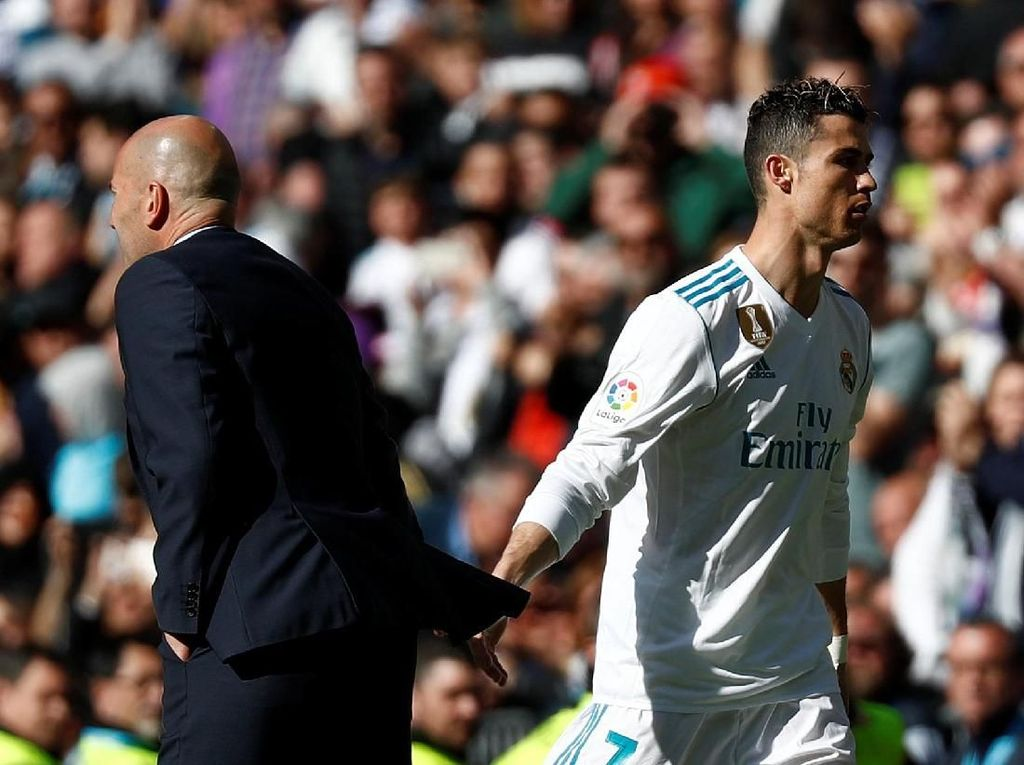 Kebijakan Transfer Berubah, Bagaimana Madrid Tanpa Ronaldo?
