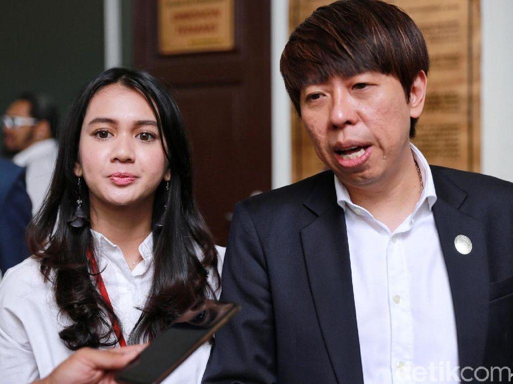 Sidang Tuntutan pada DHL Ditunda, Dhea Annisa Kecewa