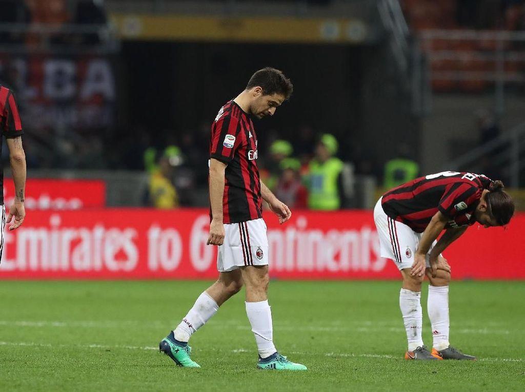 Sudah Kehabisan Bensin, Milan?