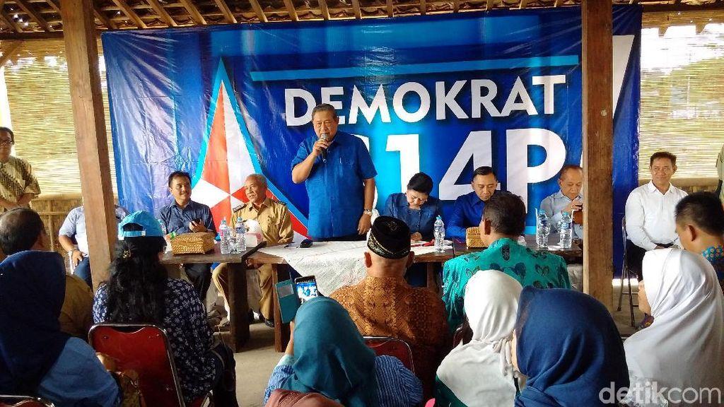 Pernyataan Lengkap SBY soal Pemimpin Baru yang Amanah