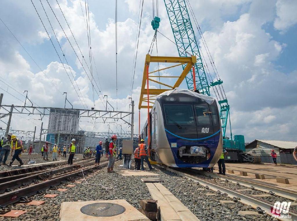 MRT Jakarta akan Tersambung ke Tangerang Selatan