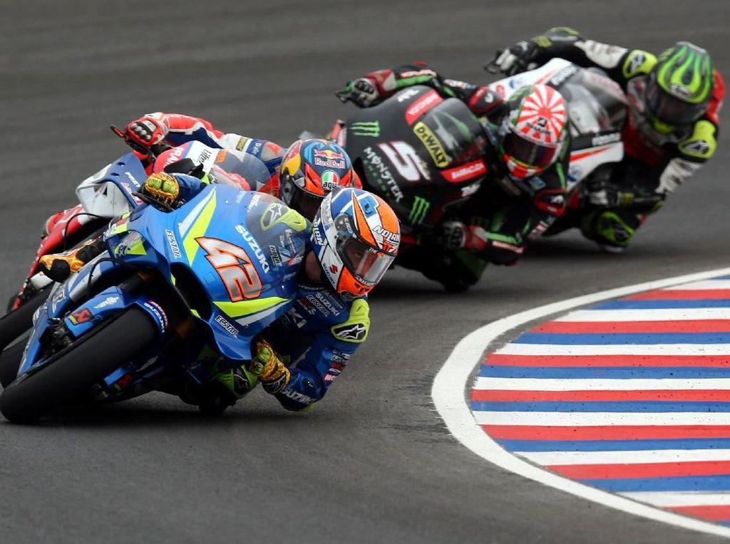 Jadwal MotoGP Argentina